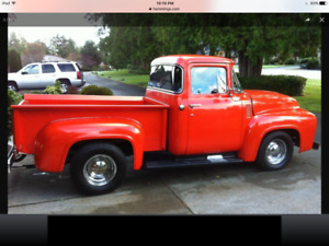 Wanted 1956 f100 or m100.