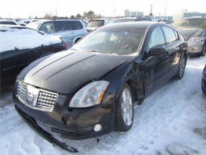 NISSAN MAXIMA (2004/2008/ FOR PARTS PARTS PARTS ONLY)