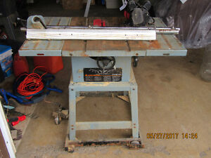 Carpenters Table Saw
