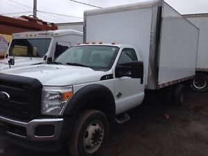 2012 f550 ford