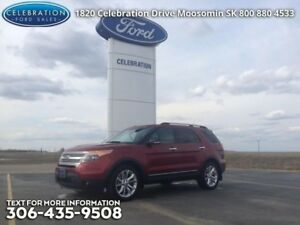2014 Ford Explorer XLT  Man / Sask Safety Certified!