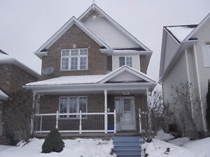 Short-term available: 3+ BEDROOM HOUSE FINISHED BASEMENT