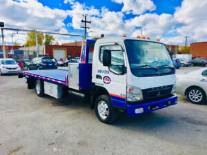 2008 Mitsubishi Fuso  Towing Platefome dépanneuse