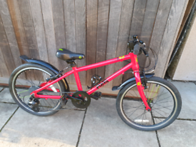 Frog 55 red fully serviced