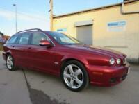 2009 Jaguar X-Type SE ESTATE FULL LEATHER Auto Estate Diesel Automatic