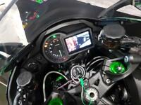 KAWASAKI NINJA H2 SX SE ZX1002BJF In Green, huge spec,supercharger
