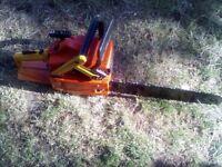 Sachs Dolmar Petrol Chainsaw