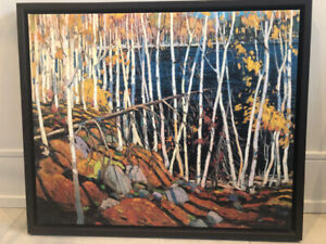 In the North Land Limited Edition Canvas print by Tom Thomson