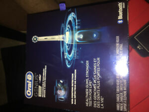 Oral B 7000 electric toothbrush with Bluetooth