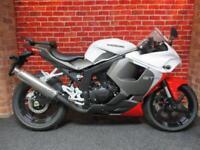HYOSUNG GT125R PRE REG SPECIAL OFFER 125cc