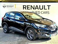 2017 Renault Kadjar RENAULT KADJAR 1.6 TCE 165 Dynamique S Nav 5dr SUV Petrol Ma