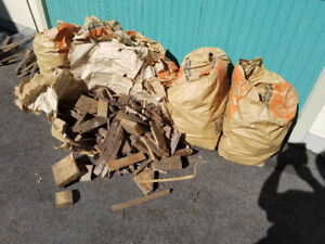 Firewood kindling - perfect for the cottage