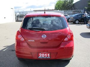 2011 Nissan Versa 1.8 ONLY $ 6500 Stratford Kitchener Area image 5