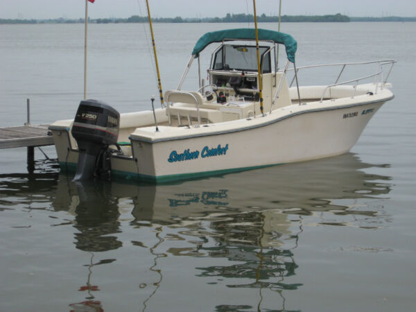 Used 1987 Other MCKEE CRAFT BIG WATER BOAT