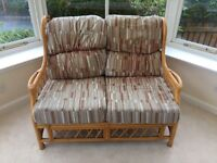 Conservatory furniture couch and chairs