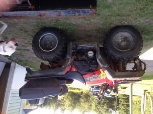 2000 Yamaha Grizzly  600 for sale