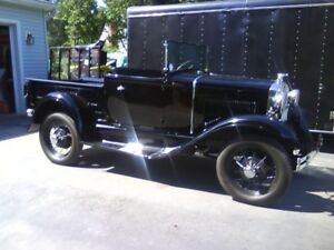 WANTED 1930-31 MODEL A PICK UP CLOSED OR OPEN CAB BODY