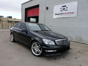 2011 Mercedes-Benz C-Class C350 Sport Sedan 4-MATIC