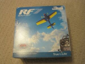 RF7 Real Flight Sim with Controller