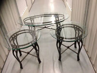 For sale: 3 Coffee tables