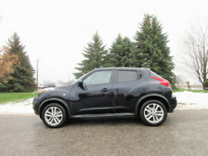 2011 Nissan Juke- Hatchback w/ Just 125K!! Certified w/ Warranty