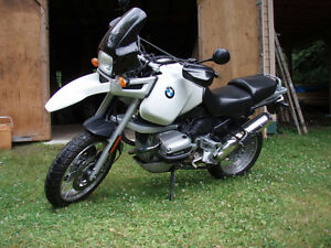 BMW R1100 gs dual purpose