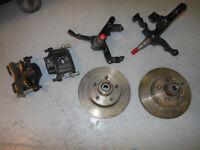 Kit de freins-disk brakes Ford