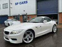 BMW Z4 2.0 20i M Sport sDrive 2dr Convertible Petrol Automatic
