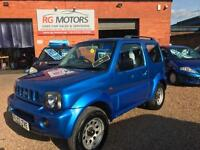 2003 Suzuki Jimny 1.3 JLX Blue 3dr 4-Wheel Drive, **ANY PX WELCOME**