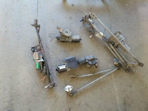 Moteur wiper + linkage (tringlerie) Civic,Montana,Elantra & plus