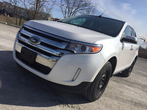 2011 Ford Edge 2 Sets of Rims Alloy | Leather Navi Pano Warranty