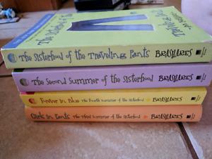 Sisterhood of the Traveling Pants Series