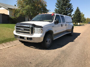 2005 Ford F-350 Lariat superduty Pickup Truck DUALLY DIESEL