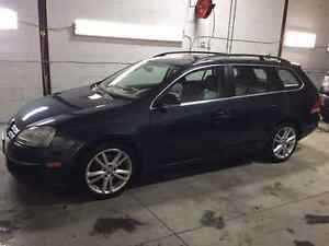2009 vw jetta station wagon tdi loaded