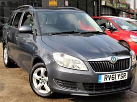 2011 SKODA FABIA 1.6 TDI CR DPF SE 5DR ESTATE MANUAL DIESEL ESTATE DIESEL