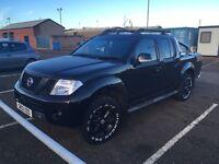 Nissan Navara 2012 NO VAT £1000s extra spent