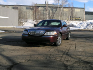Lincoln town car limited signature 2006