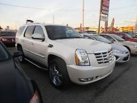 2008 CADILLAC ESCALADE★7 PSSGR★LEATHER★SUNROOF★NAV★2 DVDS★LOADED