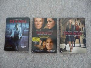 Damages on DVD - Seasons 1 Thru 3