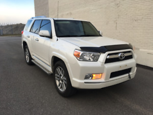 Toyota 4Runner LIMITED 2010 VÉHICULE INSPECTÉ