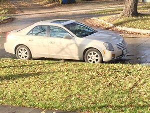 07 Cadillac CTS For Sale ASAP. $6350 OR (OBO)