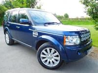 2012 Land Rover Discovery 3.0 SDV6 255 XS 5dr Auto 1 Owner! HarmanKardon! FLR...