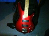 Ibanez sr300m bass