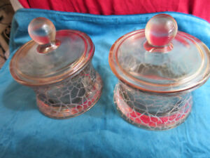 VINTAGE DECORATIVE PINK extremely rare and hard to find