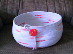 Rope Bowls and Baskets