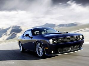 2016 Dodge Challenger Coupe (2 door)