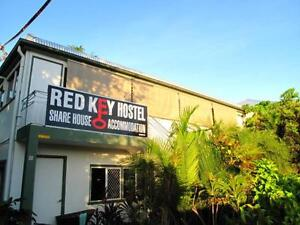 Red Key Hostel share house accommadation Parramatta Park Cairns City Preview