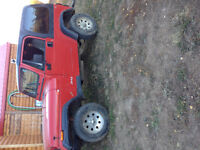 1994 Jeep Other Wrangler Coupe (2 door)