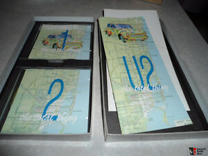 U2 - The Total Thing - Box Set - Collectors Item - VERY RARE Cambridge Kitchener Area image 3