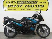 Kawasaki GPZ500, Black, rides well, Tidy, MOT, Warranty